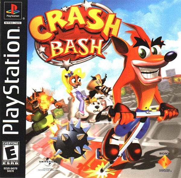 Crash Bash [U] Front Cover
